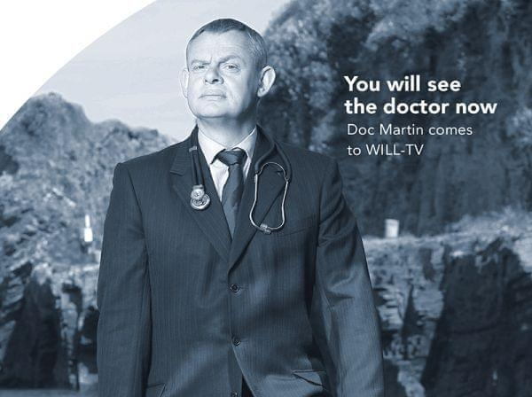 photo of Martin Clunes as Doc Martin