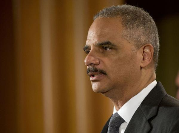 Attorney General Eric Holder, seen here Monday, has supported changes in drug sentencing, but the Sentencing Commission went further than he preferred.