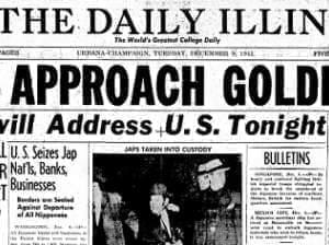 December 9. 1941 Daily Illini