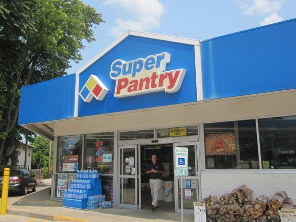 A Super Pantry convenience store in Urbana.