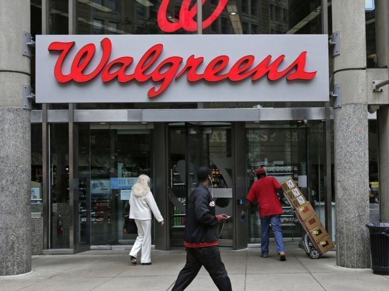 Walgreens store in Boston