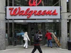 Walgreens store in Boston