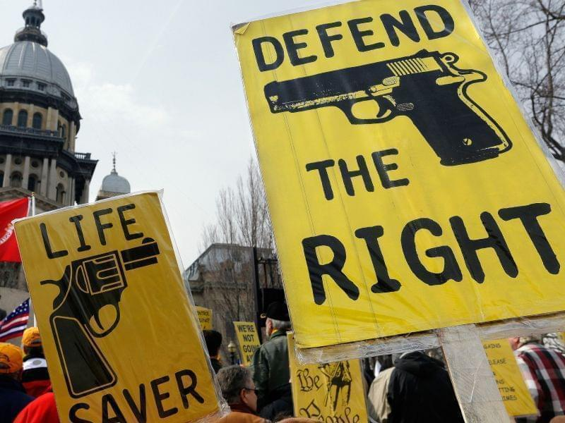 Rally for Concealed Carry in Springfield on March 5.