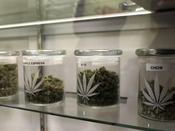 Medical dispensary in Nederland, Colorado