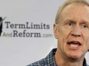 Bruce Rauner speaks