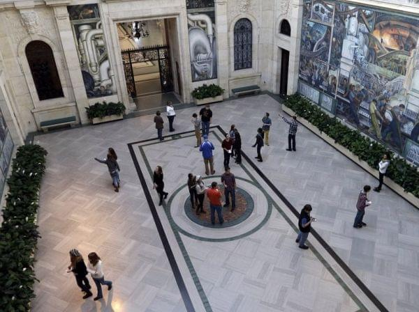 Art works at the Detroit Institute of Arts would be safe from creditors under bankruptcy plan.