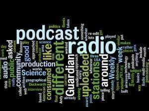 A collection of words relating to radio