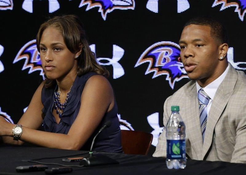 Ray Rice, who has been released by the Baltimore Ravens.
