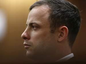 Oscar Pistorius listens to the judge deliver her verdict Friday.