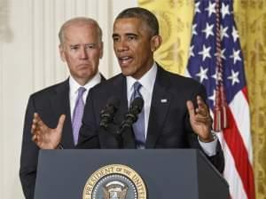 """Obama unveils """"It's On Us"""" Campaign at the White House Friday."""