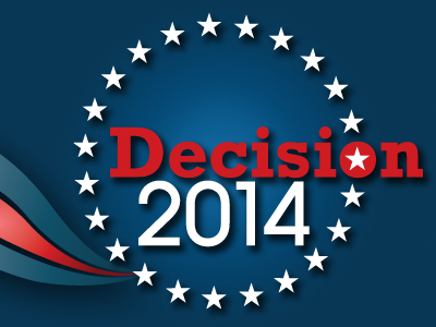 Election 2014 logo