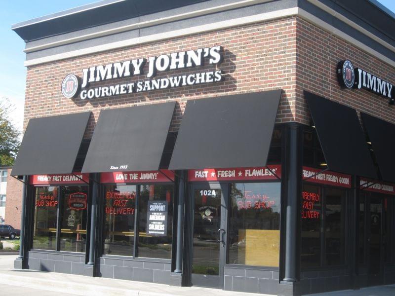 Jimmy John's location in Urbana