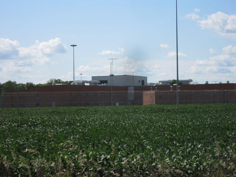 the now-shuttered Dwight Correctional Center