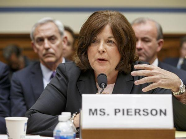 Secret Service Director Julia Pierson testifies on September 30th about a security breach at the White House.