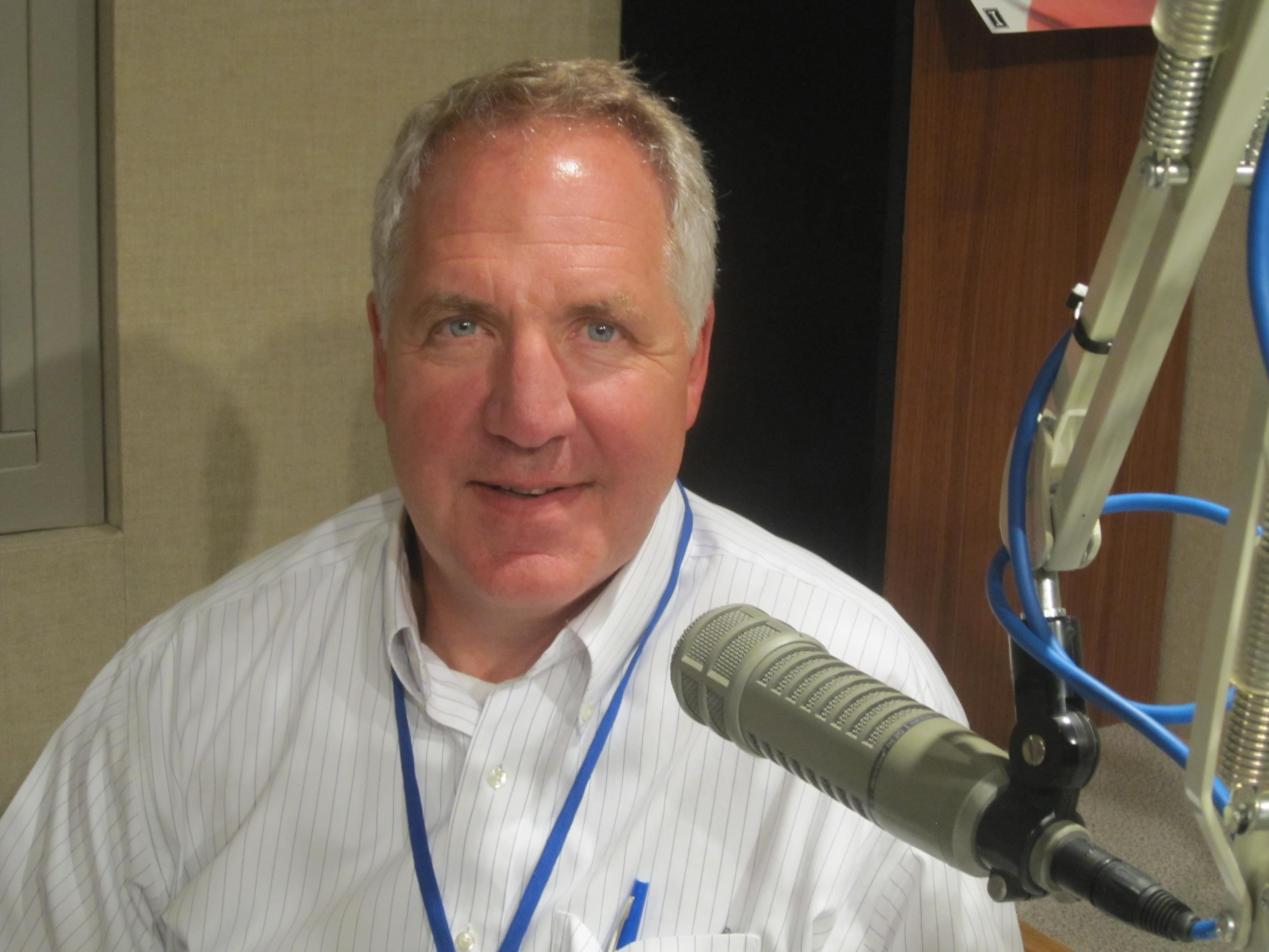 John Shimkus, during an interview with WILL in 2013.