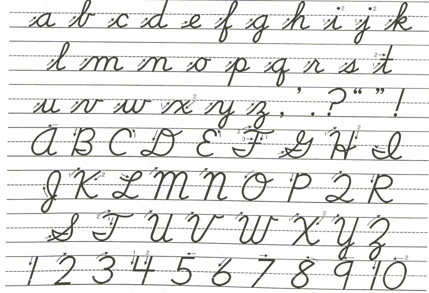 cursive letters keyboard are computer keyboards cursive news local state 16049 | cursive