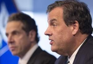 New Jersey Governor Chris Christie announces new mandatory 21 day quarantine Friday.