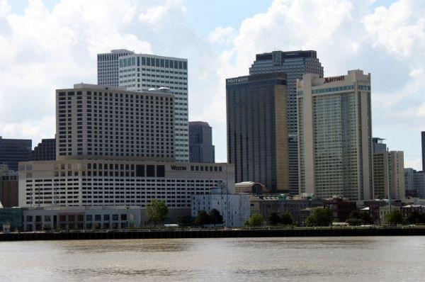 The Sheraton New Orleans, the site of the weekend conference
