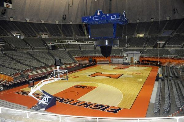Court of State Farm Center