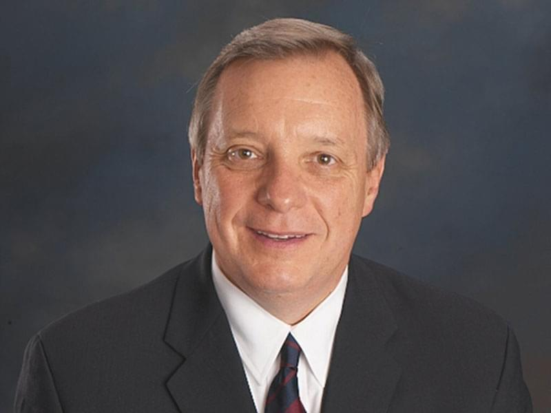 Senator Dick Durban