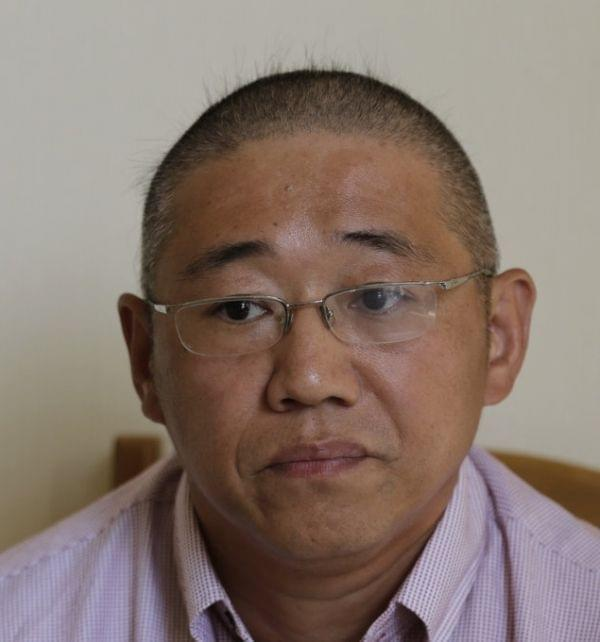 American tour guide Kenneth Bae, who was released Saturday