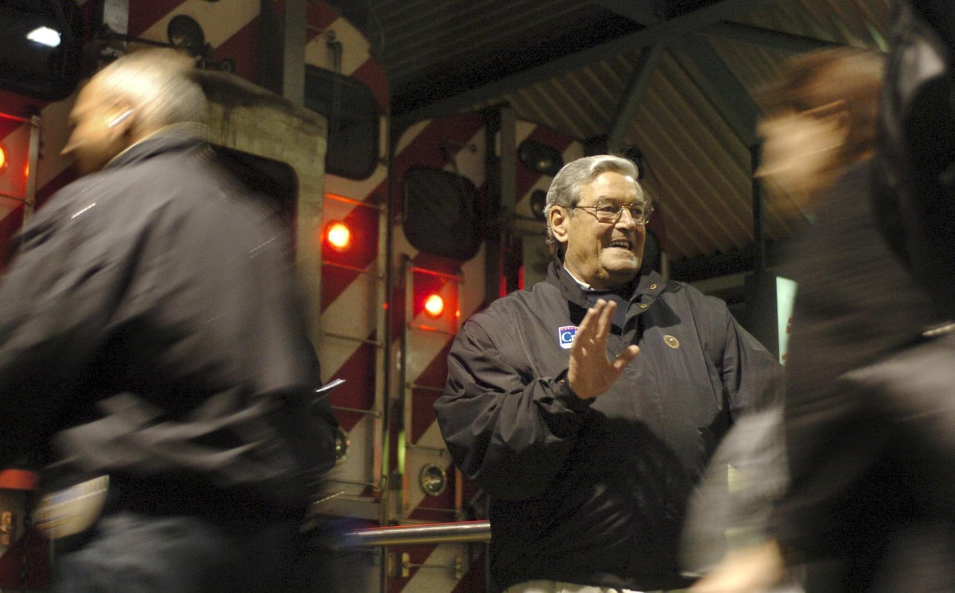 Former Illinois Congressman Phil Crane in 2004 photo