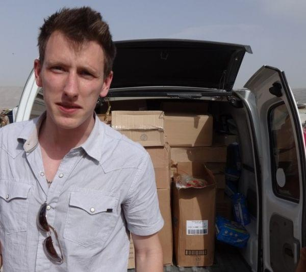Indiana native Peter Kassig, who was captured and killed by ISIS.