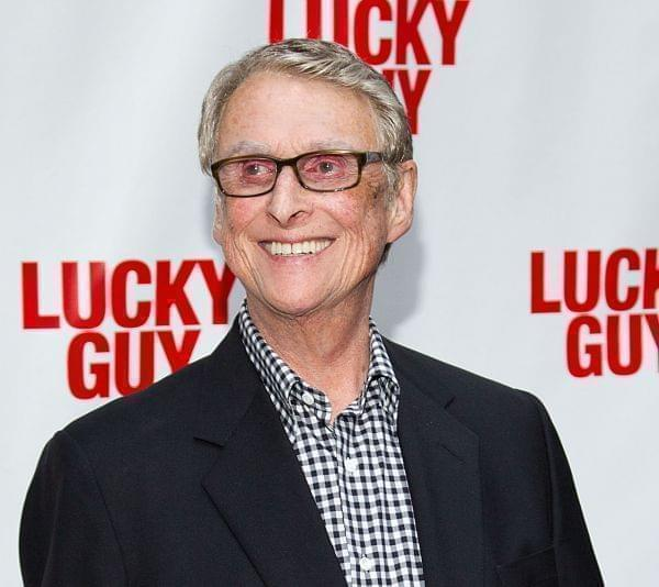 Mike Nichols in New York on April 1, 2013