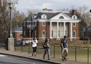 Phi Kappa Psi Fraternity at University of Virginia