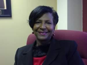Patricia Avery, Pres. of Champaign County NAACP
