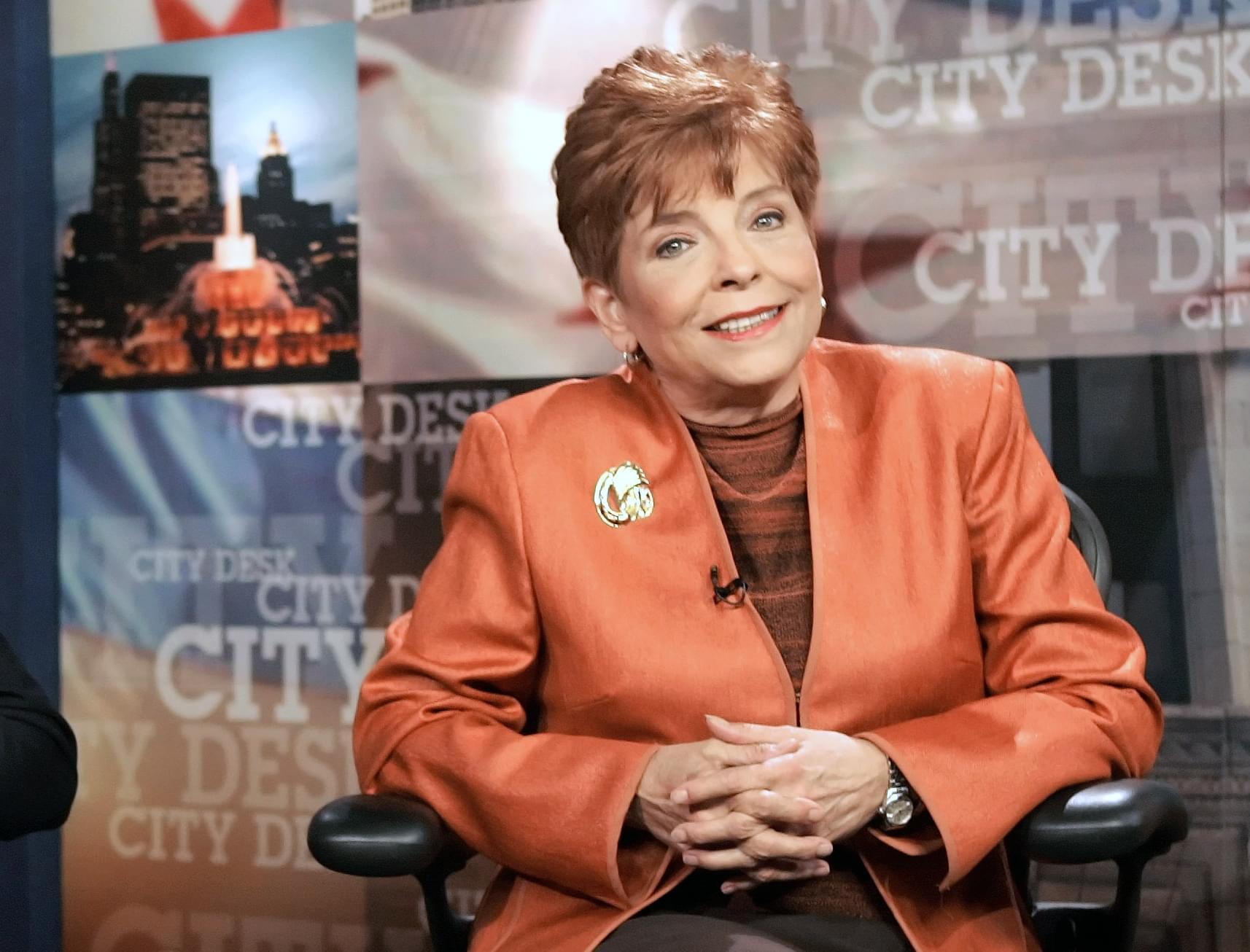 Judy Baa Topinka prepares for 2006 debate