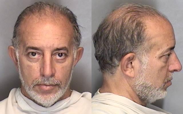 Mug shot of Michael Ward from Champaign County Jail