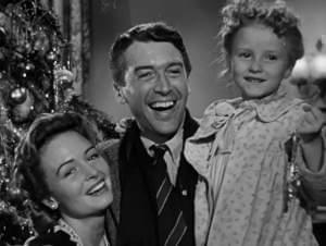 Closing scene from It's A Wonderful LIfe