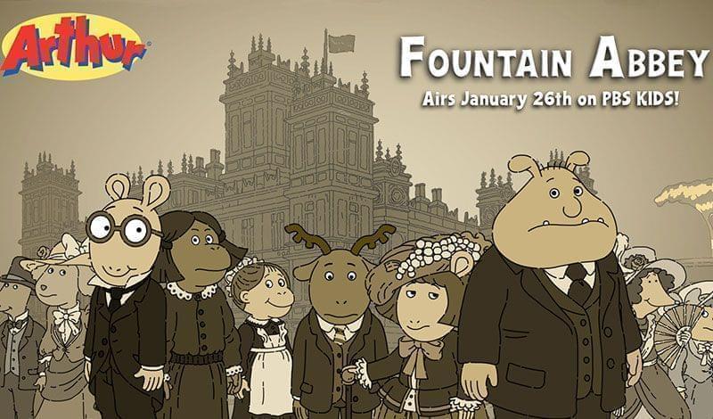 Fountain Abbey cast