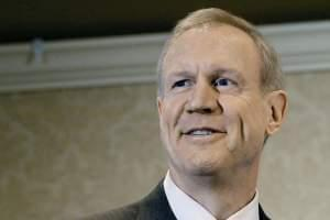 Illinois Governor-elect Bruce Rauner.