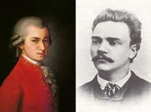 Mozart and Dvorak