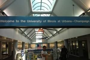 The University of Illinois Willard Airport