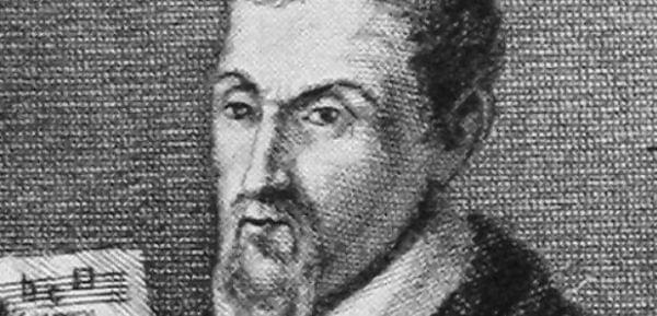 Composer Gregorio Allegri