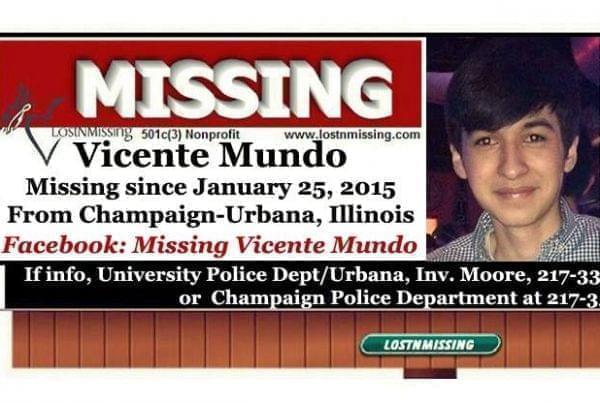 facebook photo of Vicente Mundo