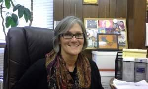 Champaign County Health Care Consumers Executive Director, Claudia Lennhoff