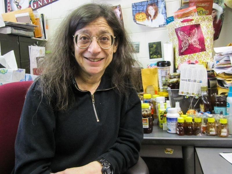 University of Illinois Entomology Professor May Berenbaum