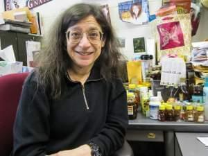 University of Illinois Entomology Professor May Berenbaum