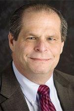 Current Bradley University Provost and future Eastern Illinois University President David Glassman.