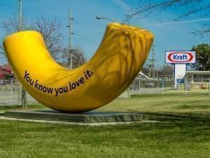 Kraft Plant in Champaign