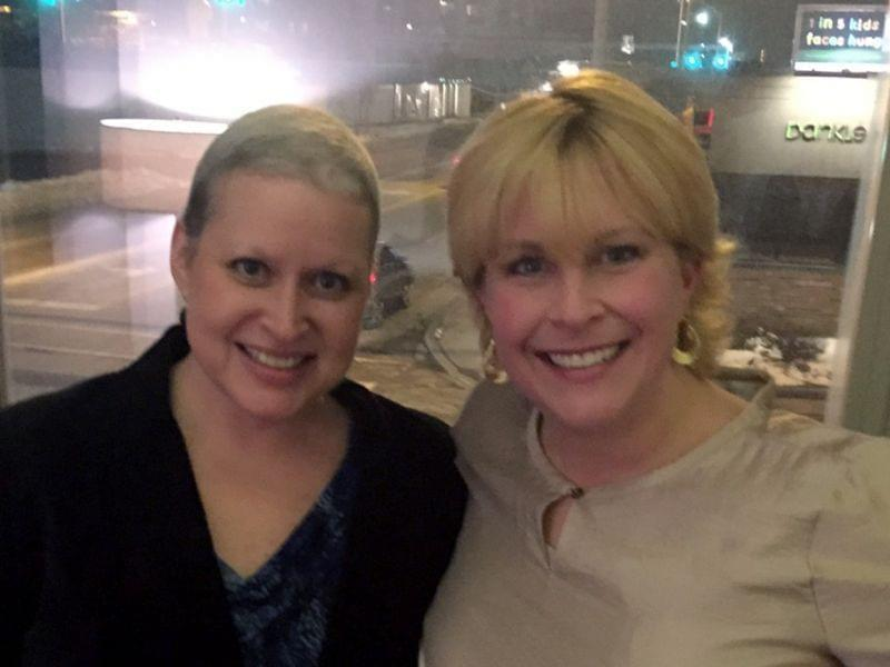 Heather Tucker and Jen Shelby
