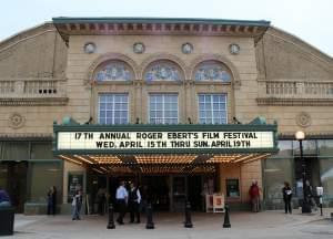 The Virginia Theater ready for Ebertfest