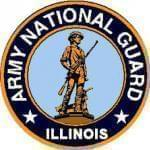 Seal of the Illinois Army National Guard