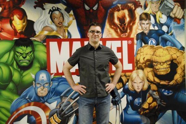 Marvel Creative Director Bill Rosemann