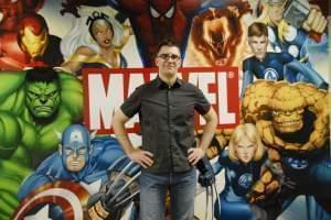 Marvel Creative Director Bill Rosemann