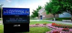 Champaign Centennial High School